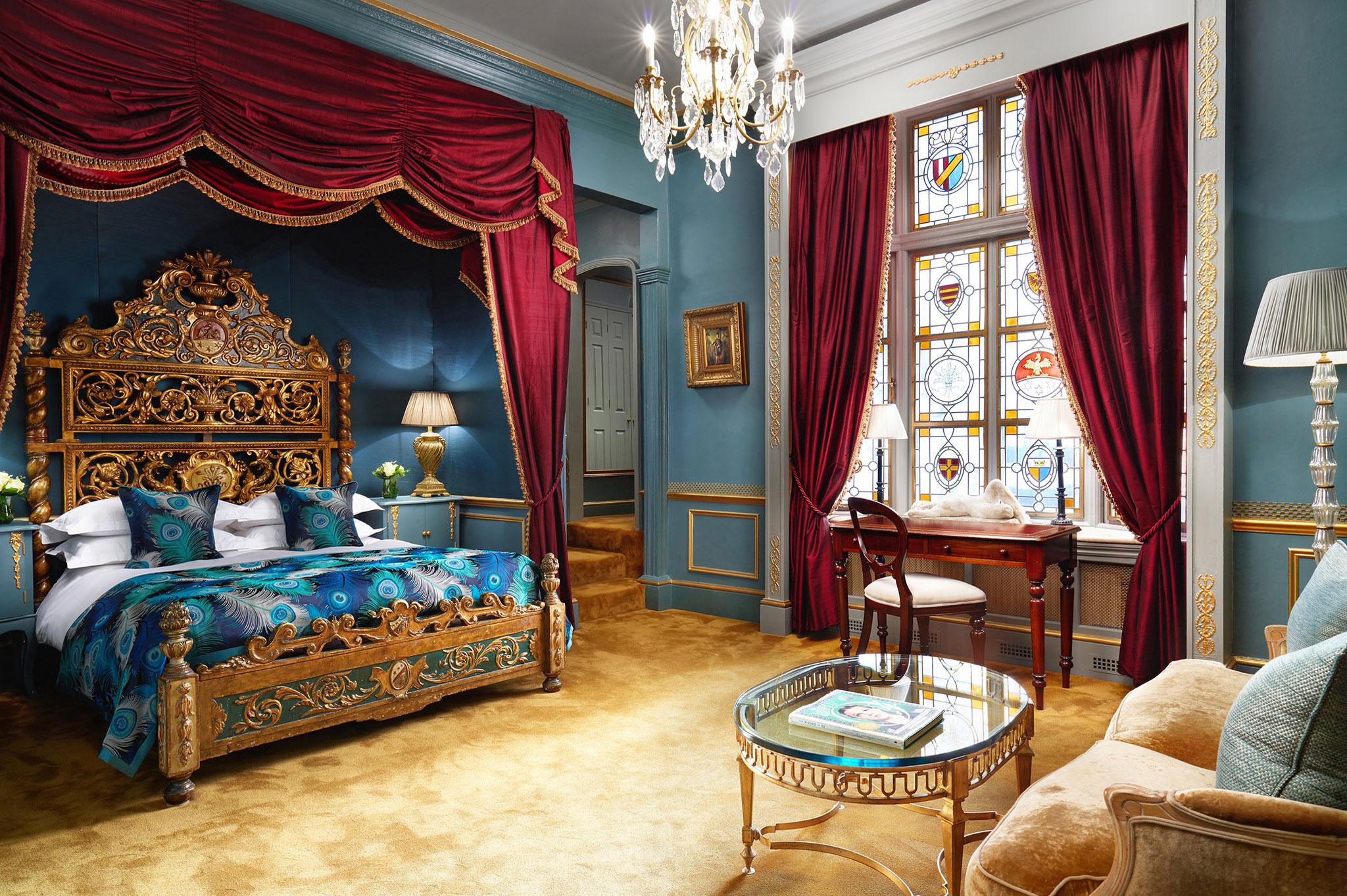 Gore Hotel Judy Garland Room